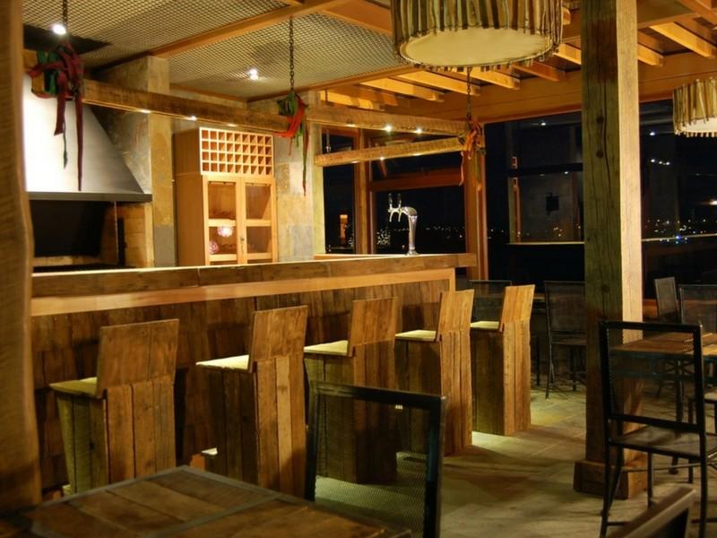 Terraza bar hotel